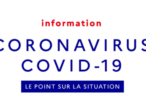 Covid-19 : Nos engagements